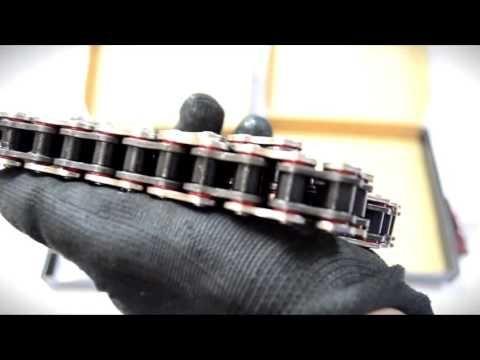 Παρουσίαση Σετ Κίνησης Παπιού JT Με αλυσίδα O'Ring