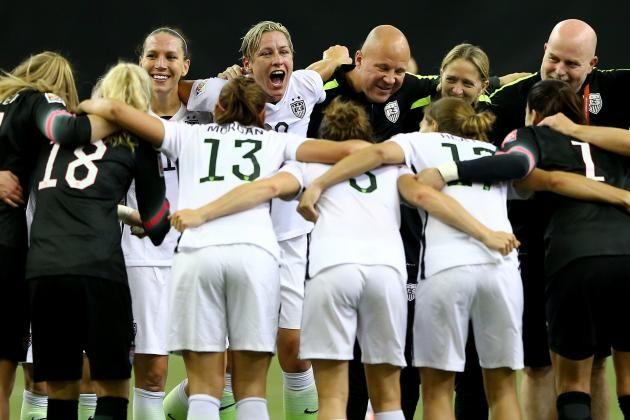 Women's World Cup Final Live Stream