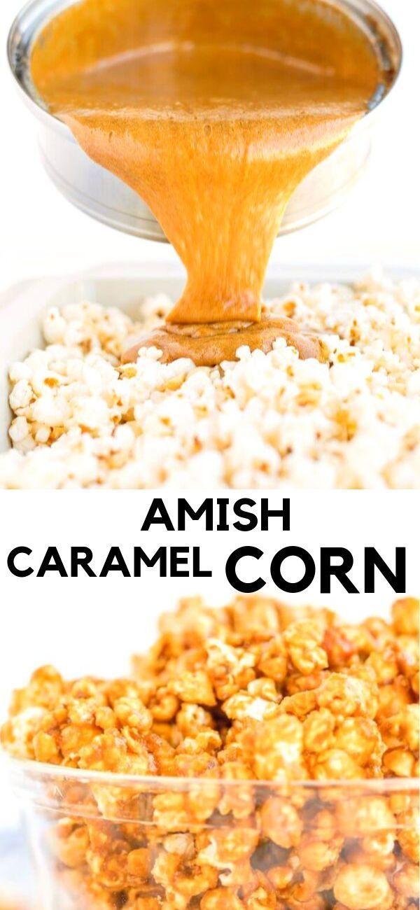 Amish Caramel Corn In 2020 Caramel Corn Recipes Amish Recipes Recipes