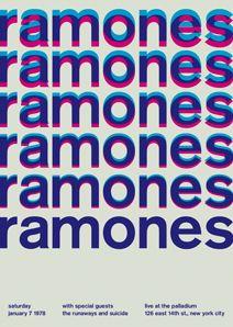 Ramones by Mike Joyce