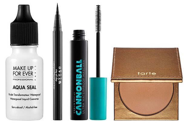Best waterproof makeup options