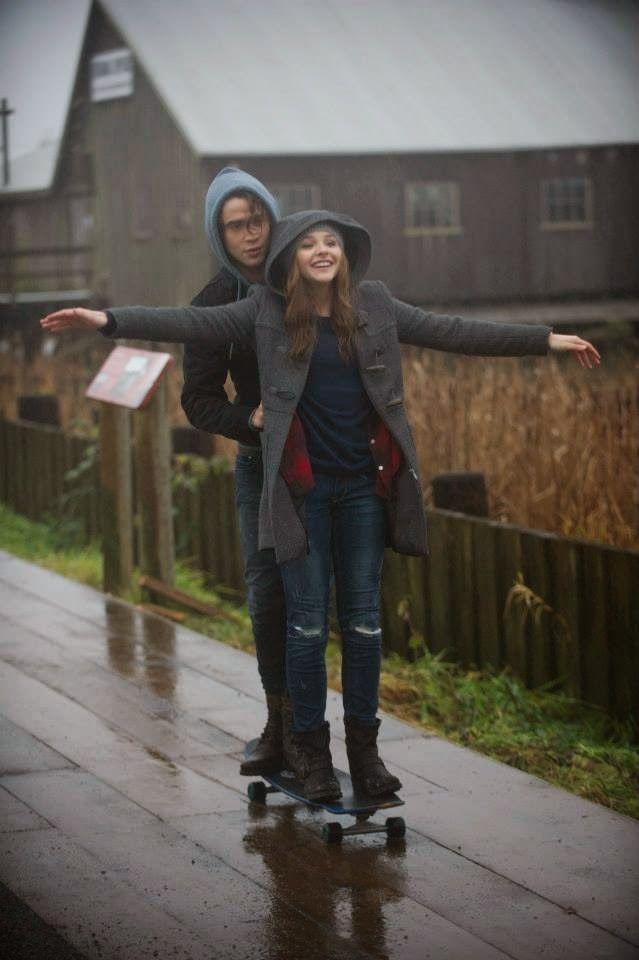 If I Stay-Eğer Yaşarsam-Jamie Blackley-Chloe Grace Moretz
