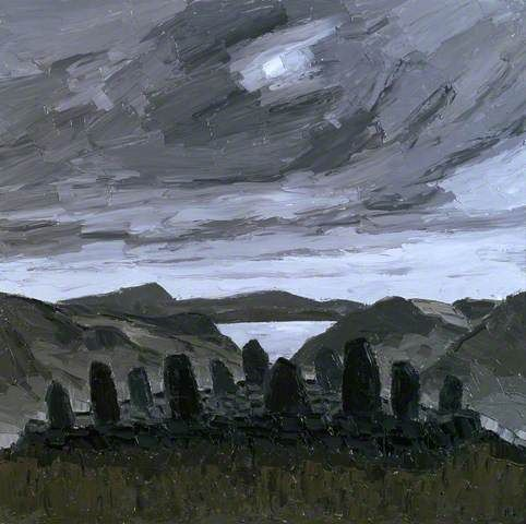 Kyffin Williams paintings