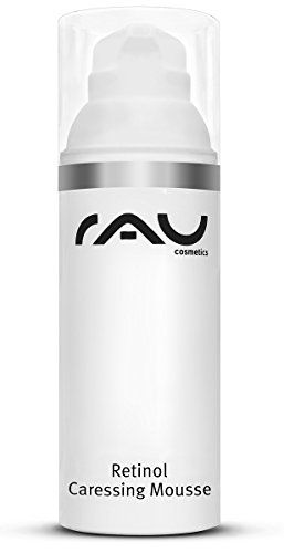 RAU Retinol Caressing Mousse 50 ml – Tagescreme mit wertvollen Pflanzenölen, Vitamin A und Tripeptiden | Your #1 Source for Beauty Products