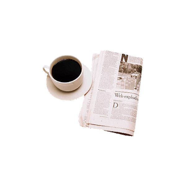 tube coffee & paper  Dia ❤ liked on Polyvore featuring fillers, food, backgrounds, drinks, food and drink, text, embellishments, details, magazine and effects