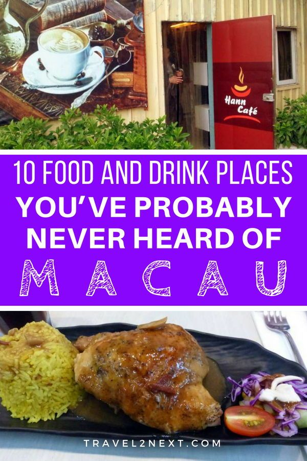 10 macau food and drink places you ve probably never heard of