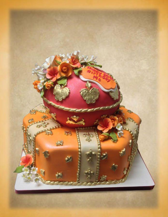 Pillow Cake - Cake by MsTreatz