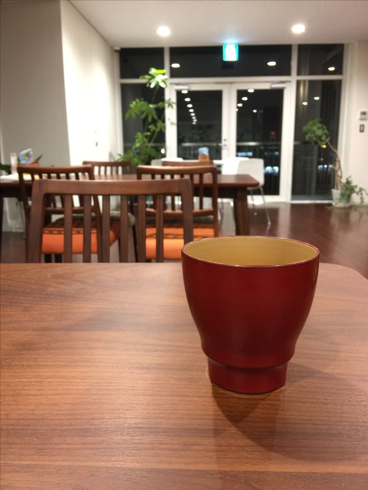 Fudanシリーズ_いつもかっぷ銀朱色   http://j-cocomo.jp