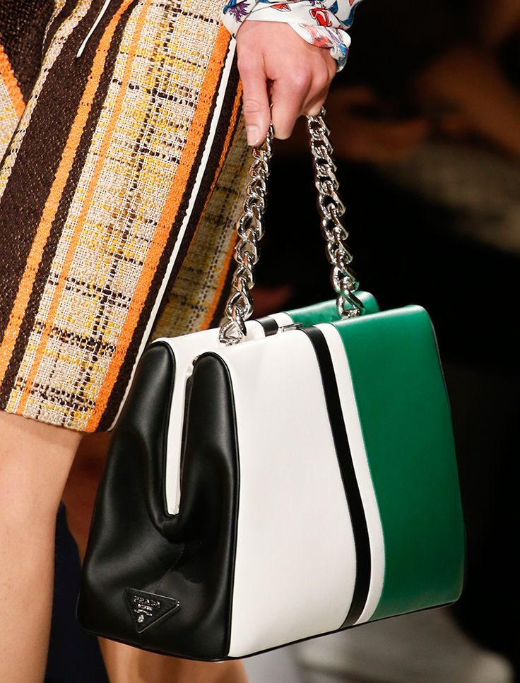 Prada Maintains a Strong Trajectory with Its Spring 2016 Runway ...