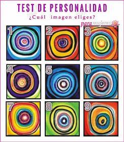 Estas formas fueron creadas por un psicólogo y comprobadas mediante test en todo el mundo durante varios años. Representan los nueve tipos ...