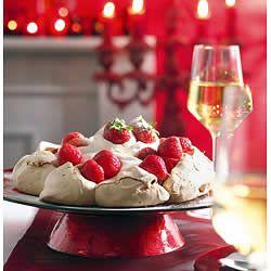 Recept - Aardbeienpavlova - Zonnigfruit