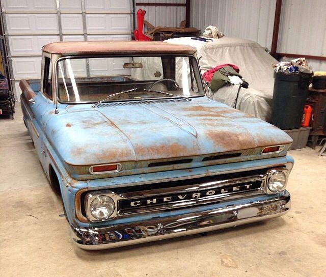 Low Chevrolet C10 Truck