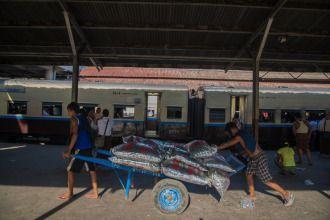 De #Mandalay à #Kalaw