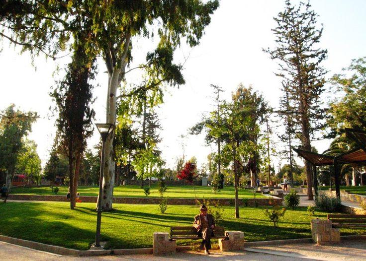 N.Smirni's public park