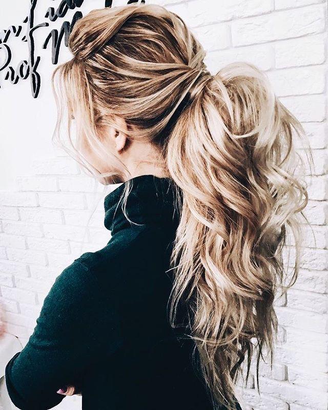 P I N T E R E S T Maggie875 Fryzury Włosy Długie Włosy
