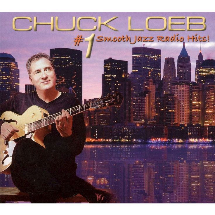 Chuck Loeb - #1 Smooth Jazz Radio Hits (CD)
