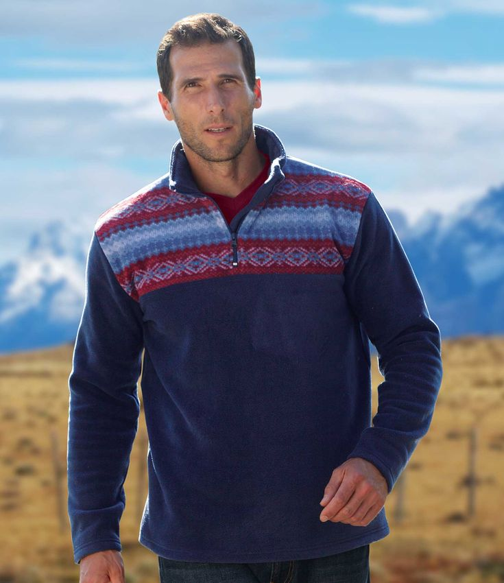Pull Polaire Perito Moreno #travel #voyage #atlasformen #formen #discount #shopping #ootd #outfit #formen #hommes #man #homme #men #noel #christmas #noel2016 #christmas2016 #patagonie #patagonia
