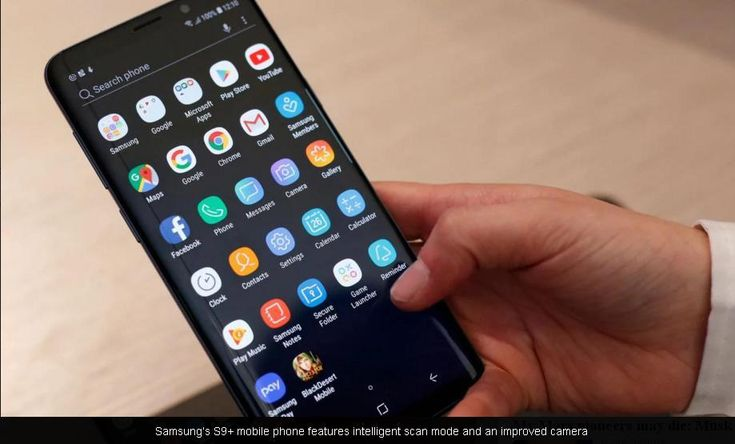 Samsung Galaxy S9: an excellent phone, but so was the previous one ! #Australia #Technology #Gadget #Mobile #SamsungGalaxyS9