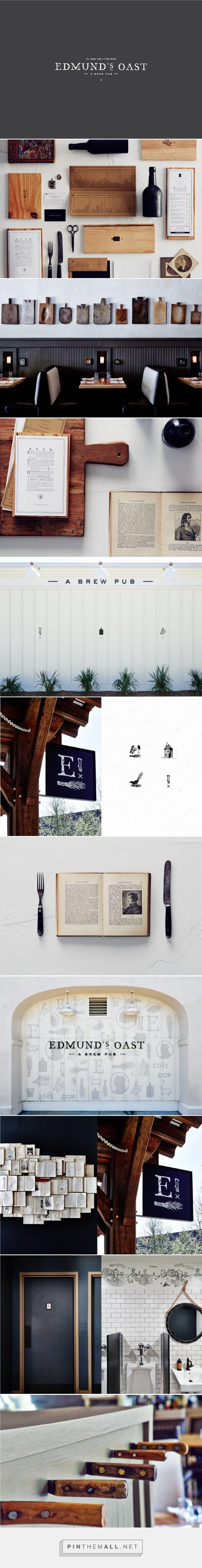Edmund's Oast Branding by Stitch Design Co. | Fivestar Branding – Design and Branding Agency & Inspiration Gallery