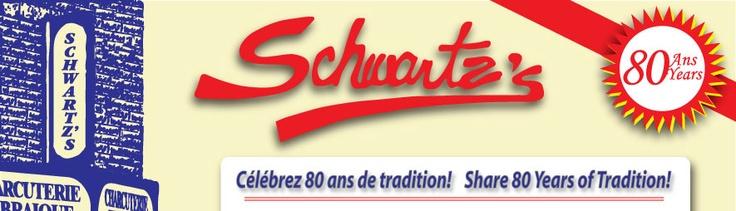 Schwartz's - Montreal Hebrew Delicatessen - A Montreal Tradition Since 1928