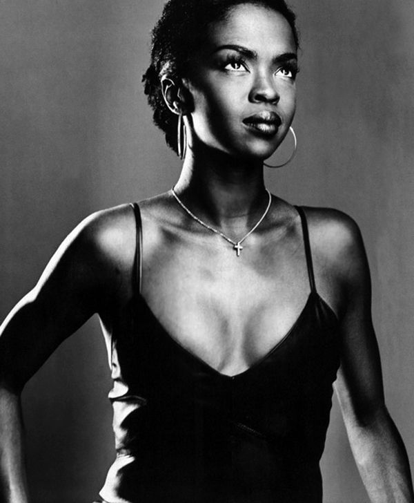 Lauryn Hill, singer-songwriter, rapper, record producer, actress and former front woman of the Fugees. To date she has won 8 Grammys in all. She also co-produced Carlos Santana's album Supernatural, winning her 2nd Grammy for Album of the Year, making her the only female artist to win 2 Album of the Year Grammys consecutively.