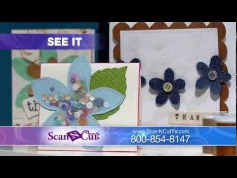 ScanNCut: How To Cut Quilting Blocks - YouTube