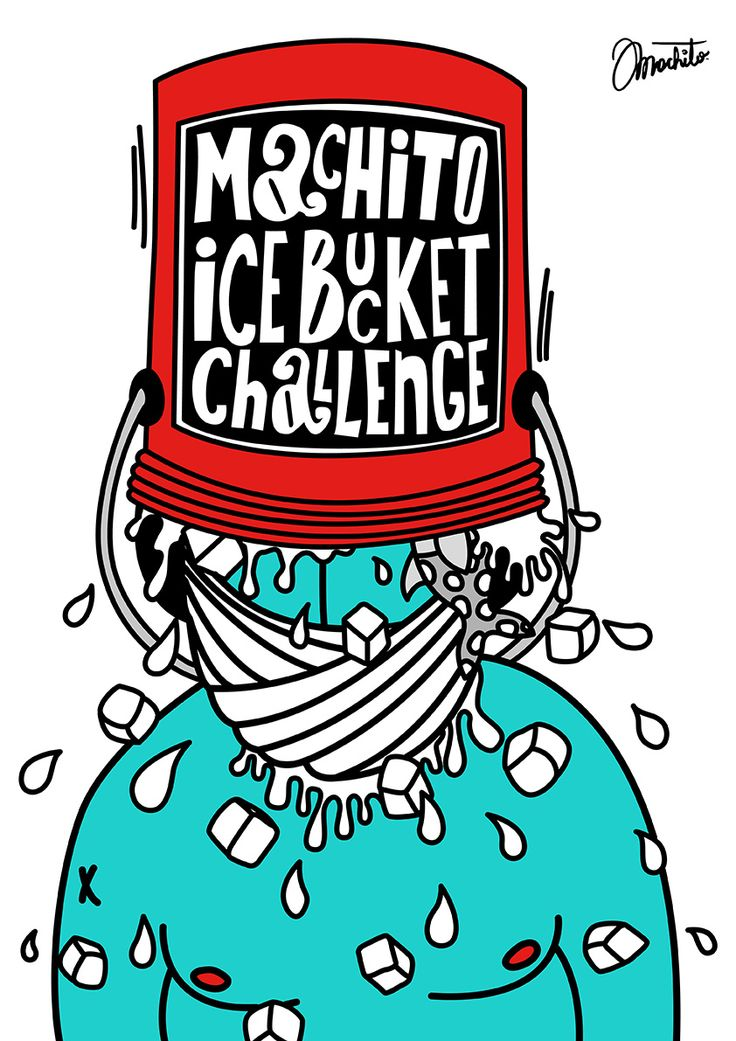 "Machito en: ""Ice Bucket Challenge"" #machito #IceBucketChallenge"