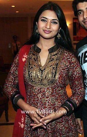 Television actress Divyanka Tripathi