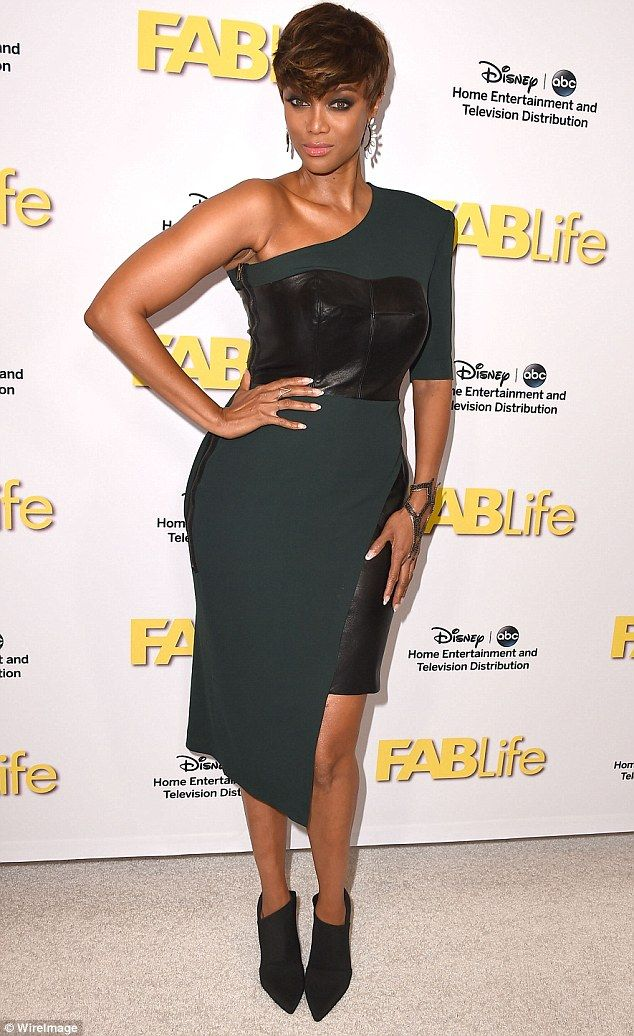 A new show: In addition to America's Next Top Model, Banks will be hosting FABLife; here she is seen in August in LA