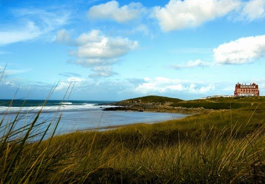 Headland Hotel & Spa Cottages, Cornwall, UK