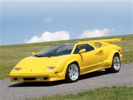 This is the car my boyfriend wants if we win the lottery. Lamborghini Countach