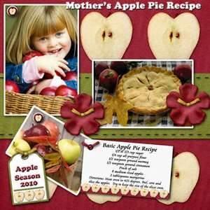 scrapbook recipe book - Bing Images
