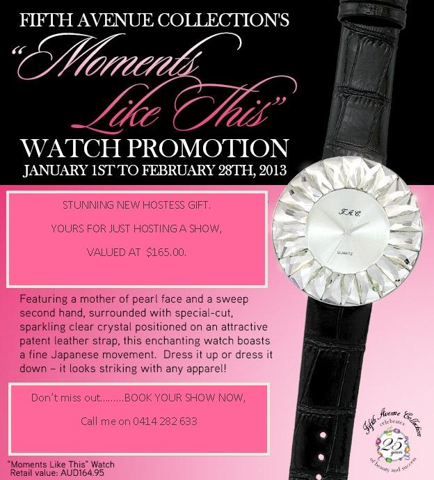 Lastest Hostess Promotion