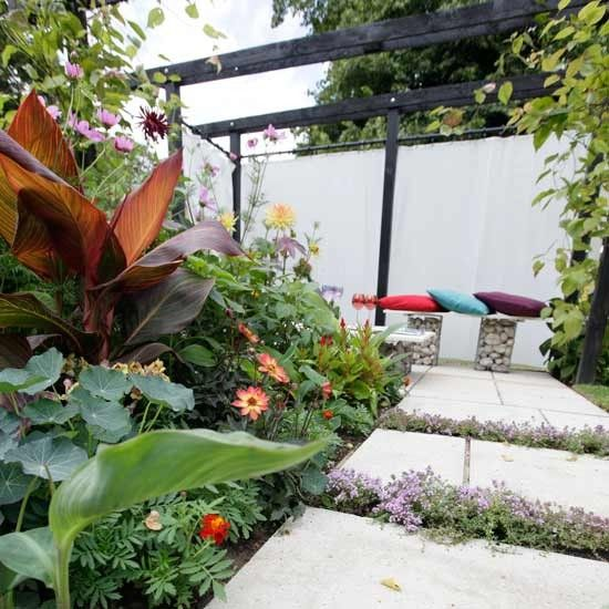 10 best Jardines images on Pinterest | Gardens, Home and garden and ...
