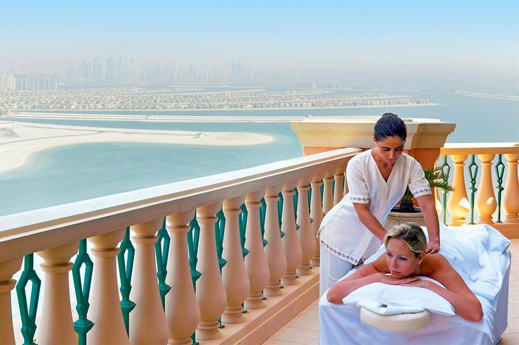 Dubai, Palm Jumeirah #Finnmatkat
