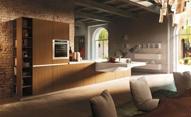 Board - Snaidero Cucine, cucina moderna presso Centro Cucine Oltrepo a Voghera in provincia di Pavia
