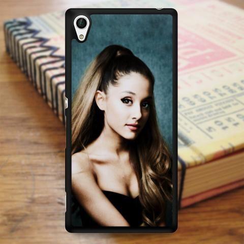 Ariana Grande Painting Art Sony Experia Z4 Case
