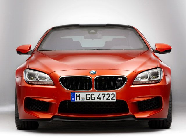 BMW's Magnificent New 560hp M6 Coupe and Convertible