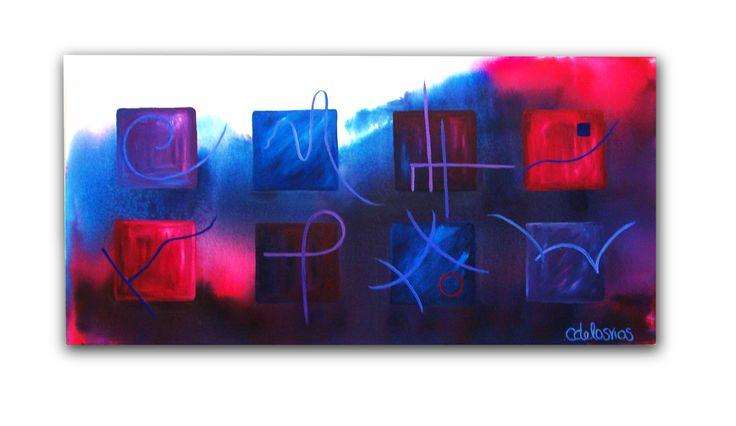 Creatividad  50cm x 100cm