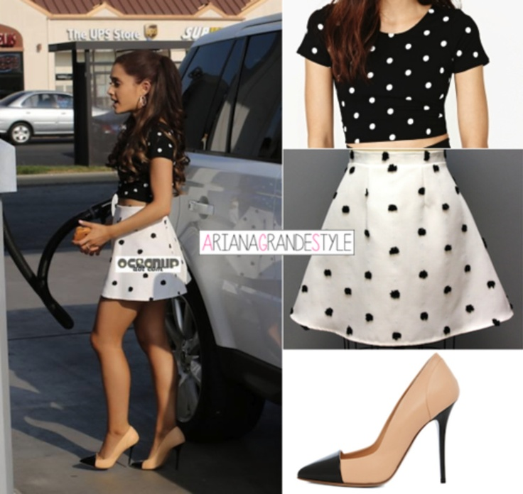 Style Icon Ariana Grande Steal Her Style Pinterest