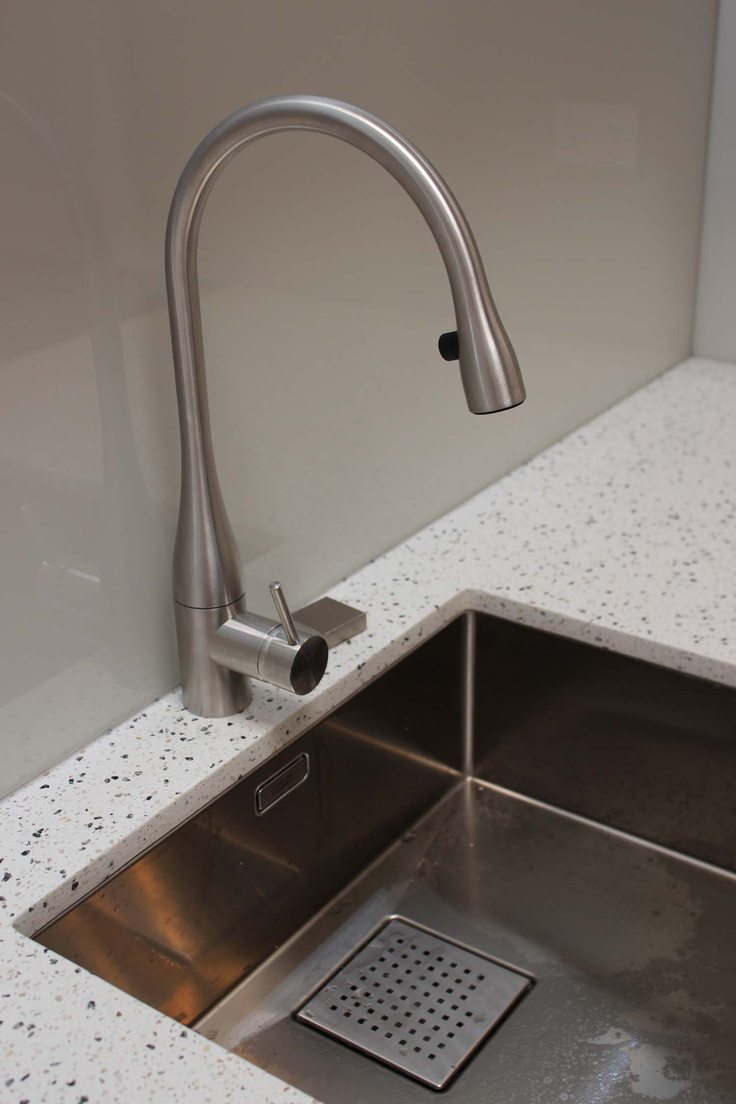 Tap fixture in Smarter Kitchens renovation