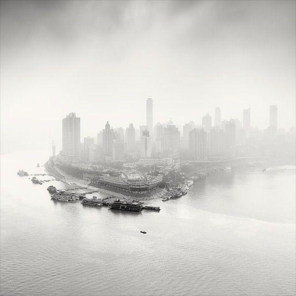 City of Fog, Chongqing, China, 2012