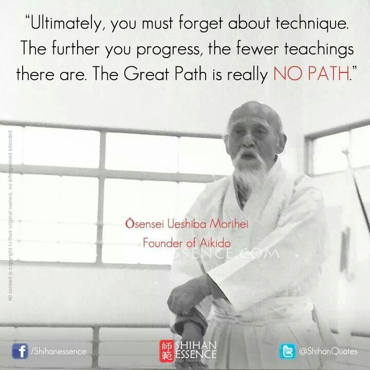 131 best aikido images on pinterest marshal arts combat sport and ultimately you must forget about technique the further you progress the fewer fandeluxe Image collections