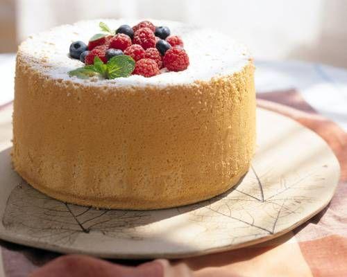 Рецепт торта бисквитного со сметаной