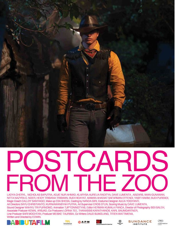 "Film Baru Nicholas Saputra 2012 | ""The Postcards From The Zoo"" ""Kebun Binatang"""" | Kaskus - The Largest Indonesian Community"