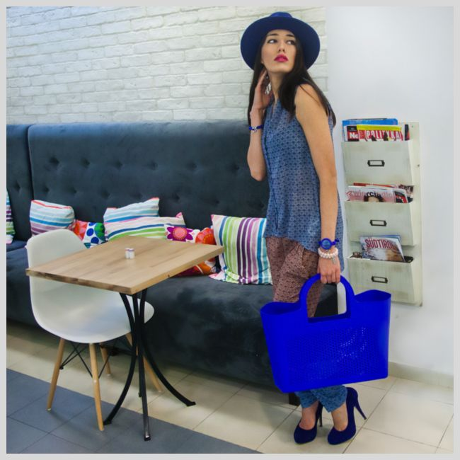 Models Outfit  http://modelsoutfit.blogspot.com/2013/04/outfit-of-day-cobalt-mistery.html