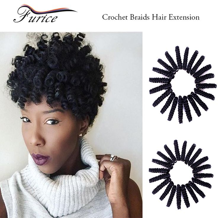 curlkalon kenzie curl hair extension sythetic crochet hair extension