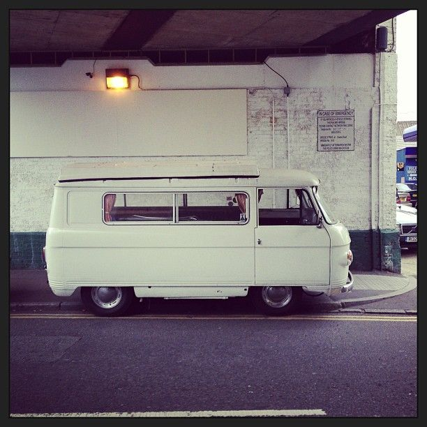 "@somebodyandsons's photo: ""Vintage Camper"""