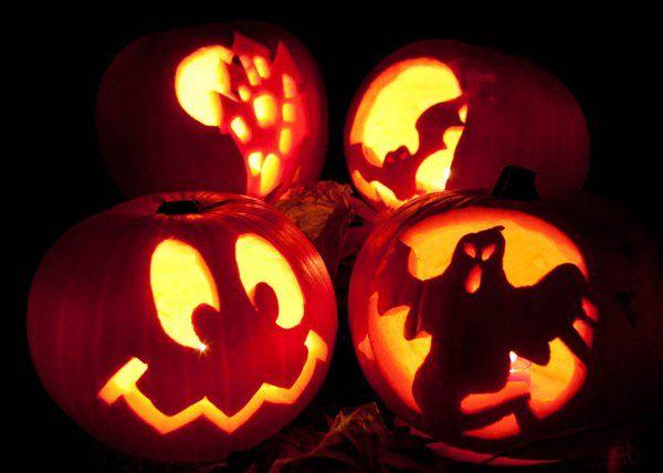 50 Creative Pumpkin Carving Ideas Creative Pumpkin