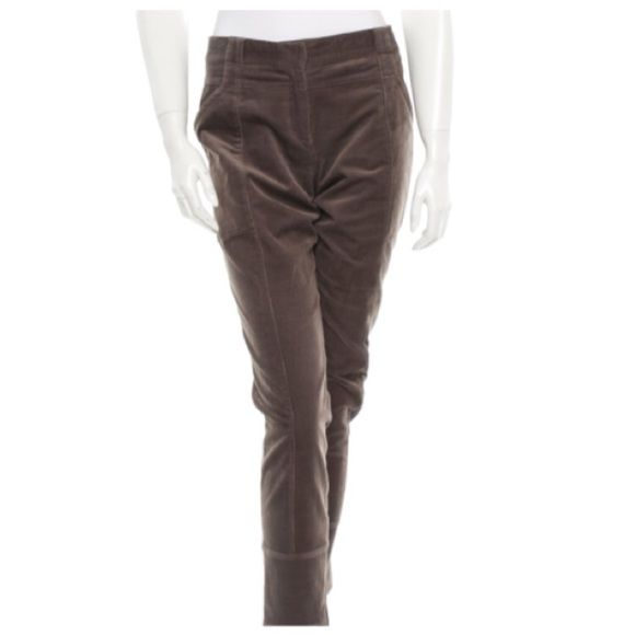 Proenza Schouler Brown Pants Size 8 A comfy and perfectly made pair of brown pants. Proenza Schouler Pants Ankle & Cropped